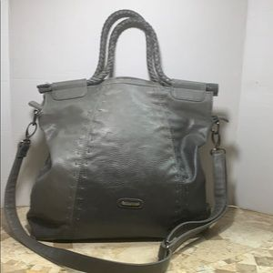 Carpisa Italy leather handbag